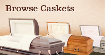 Browse Caskets