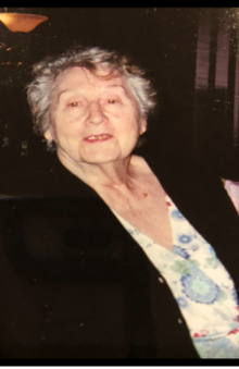 Photo of Lena Faye Mitchell